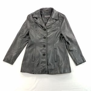 Wilsons Leather Pure Soft Leather Jacket Coat